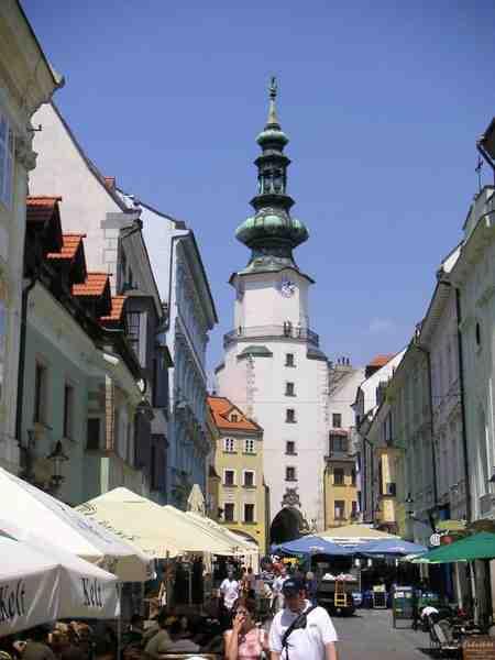 vol destination slovaquie