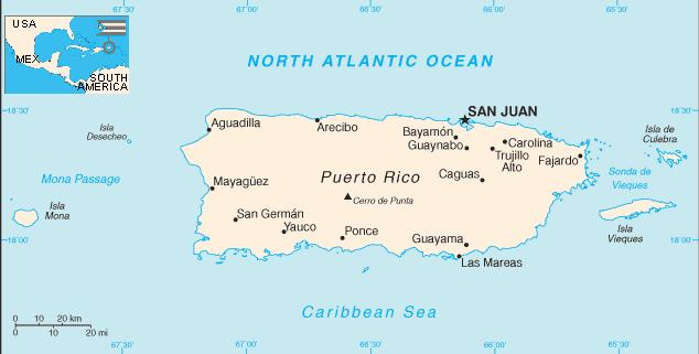 capitale de porto rico